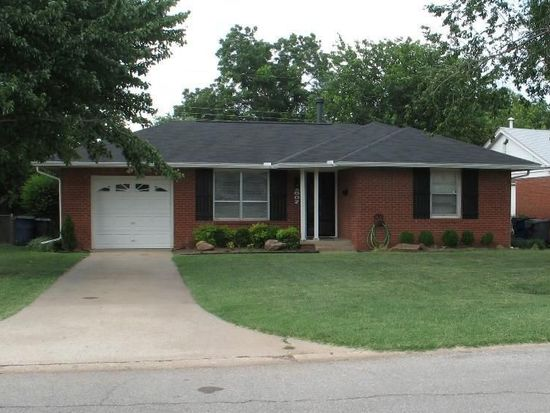 1607 Carlisle Ct, Oklahoma City, OK 73120