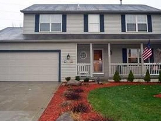 1053 Lakegrove Ct, Westerville, OH 43081