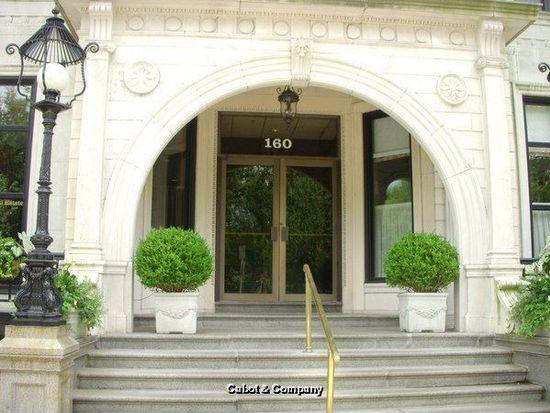 160 Commonwealth Ave, Boston, MA 02116