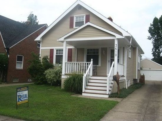 3610 Burger Ave, Cleveland, OH 44109
