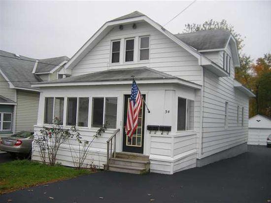 34 Lawn Ave, Albany, NY 12204