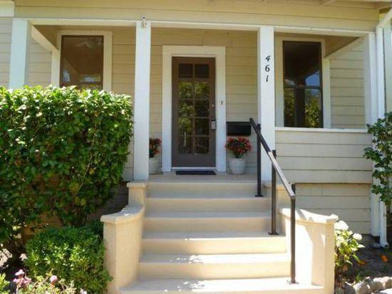 461 Monterey Ave, Los Gatos, CA 95030