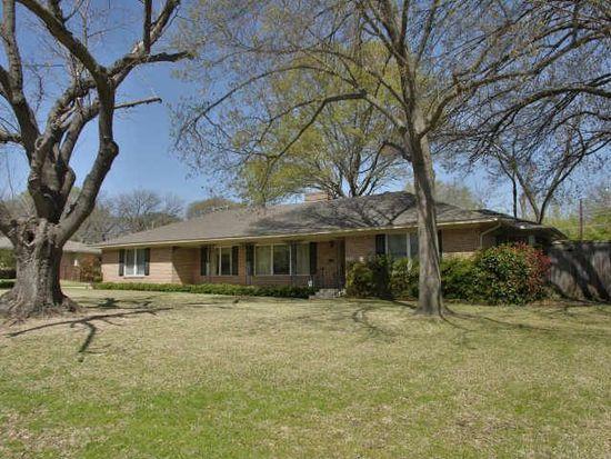 7607 Azalea Ln, Dallas, TX 75230