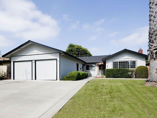 847 Miller Ave, Cupertino, CA 95014