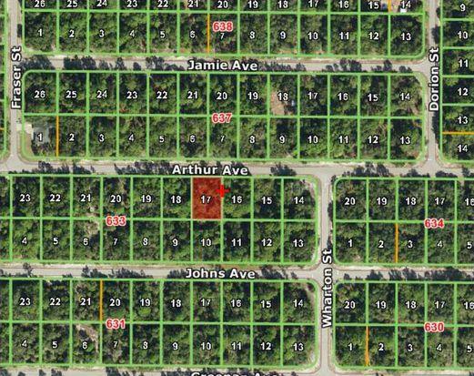 17115 Arthur Ave, Port Charlotte, FL 33948