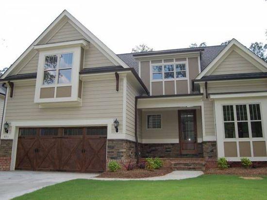 6511 Glendower Rd, Raleigh, NC 27613