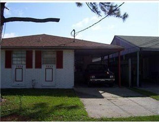 7827 Means Ave, New Orleans, LA 70127