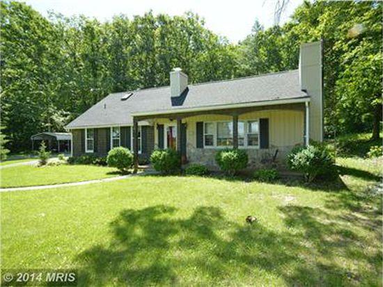 6446 Howellsville Rd, Front Royal, VA 22630