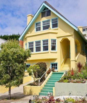 280 Dorantes Ave, San Francisco, CA 94116