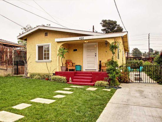 420 Newland St, Los Angeles, CA 90042