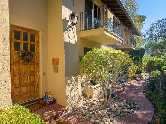 18400 Overlook Rd UNIT 59, Los Gatos, CA 95030