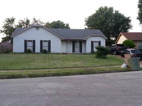 6154 Shadowfall Cv, Memphis, TN 38141