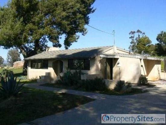 17025 El Sol Rd, Ramona, CA 92065
