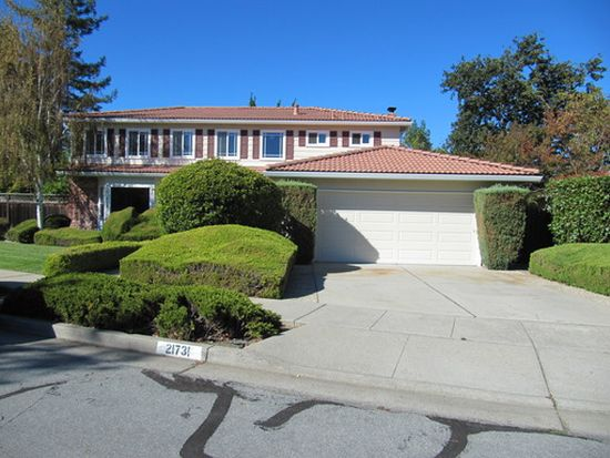 21731 Columbus Ave, Cupertino, CA 95014