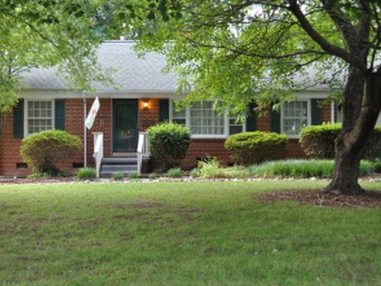 214 Hermitage Rd, Greensboro, NC 27403
