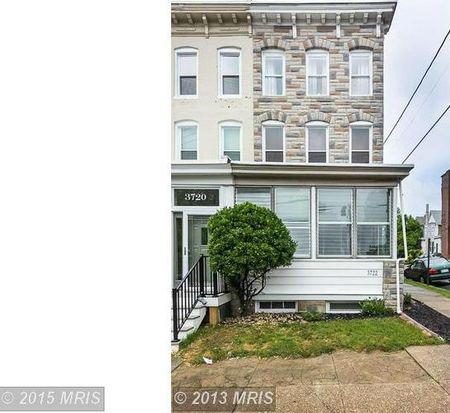 3722 Roland Ave, Baltimore, MD 21211
