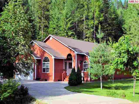 927 Bear Claw Rd, Clark Fork, ID 83811