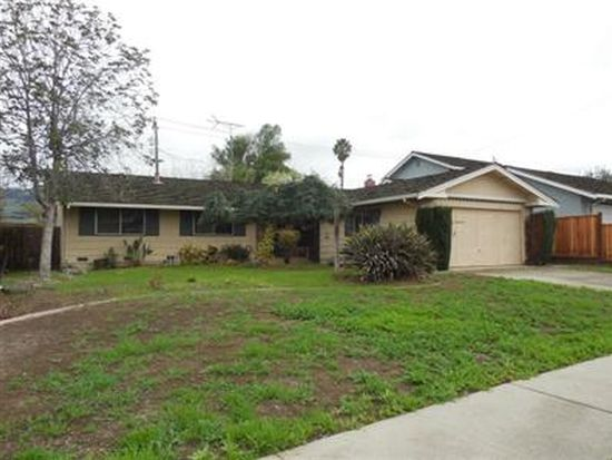 3992 Forestwood Dr, San Jose, CA 95121