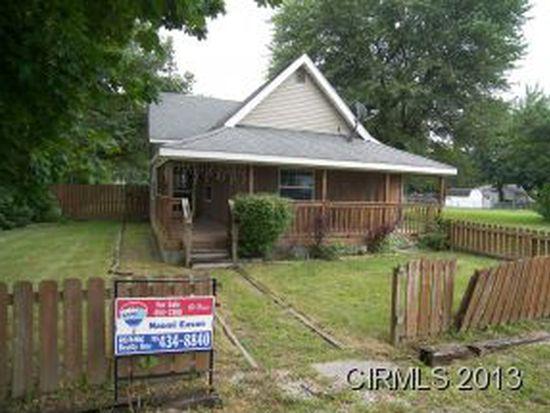 131 N Grayson St, Sharpsville, IN 46068