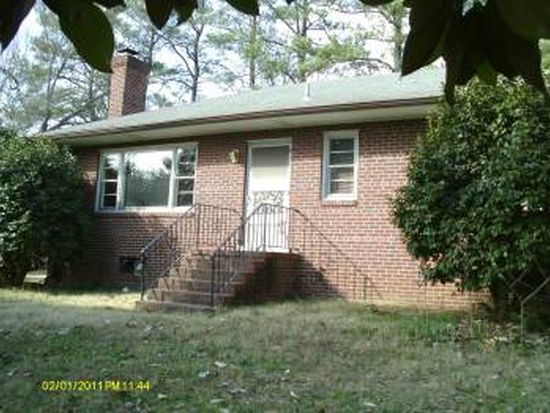 7283 Barnette Ave, Mechanicsville, VA 23111