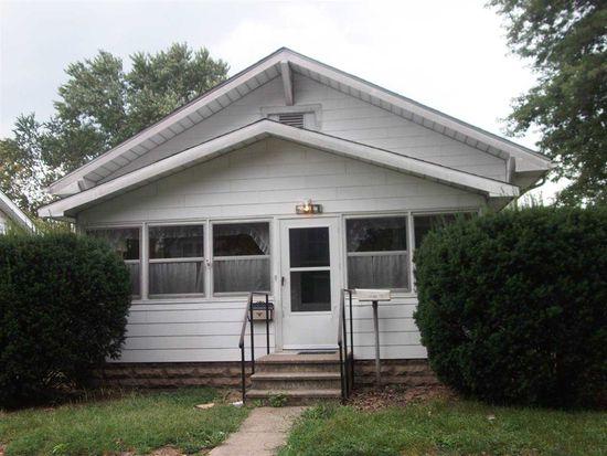 2517 Dillman St, Terre Haute, IN 47802