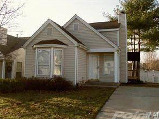 1288 Garden Village Dr, Florissant, MO 63031