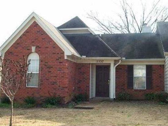 5537 Oak Branch Cir N, Memphis, TN 38135