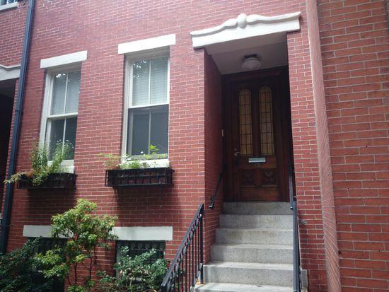 13 Appleton St, Boston, MA 02116