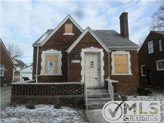 4676 Buckingham Ave, Detroit, MI 48224