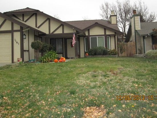 1161 Tulare Dr, Vacaville, CA 95687