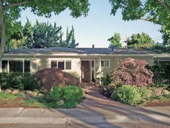 471 Sherwood Way, Menlo Park, CA 94025