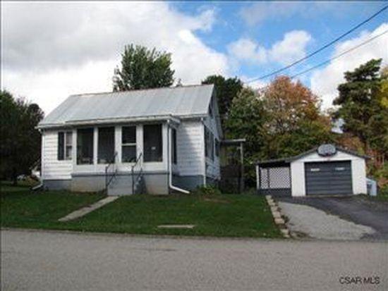 106 S Walnut St, Davidsville, PA 15928
