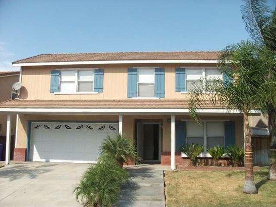 16396 Trelaney Rd, Fontana, CA 92337