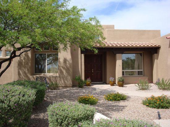 6318 N Pinnacle Ridge Dr, Tucson, AZ 85718