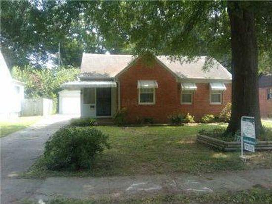 1070 Echles St, Memphis, TN 38111