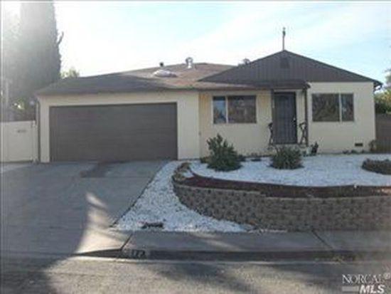 173 Haggerty St, Vallejo, CA 94591