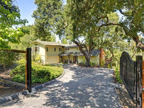 26885 Taaffe Rd, Los Altos Hills, CA 94022