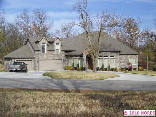28595 E 73rd St S, Broken Arrow, OK 74014