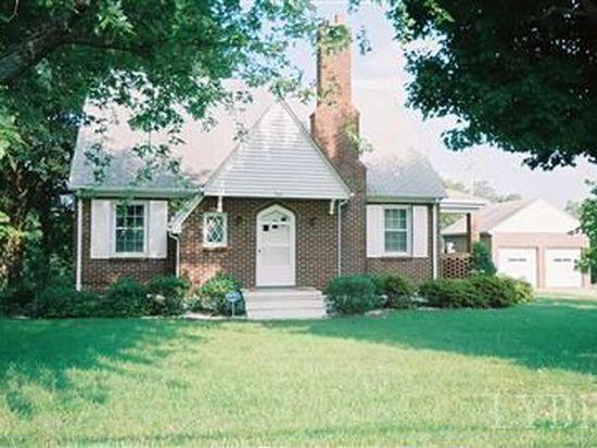 322 Piney Forest Rd, Danville, VA 24540