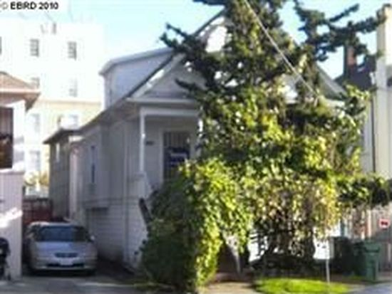 2038 Rutherford St, Oakland, CA 94601