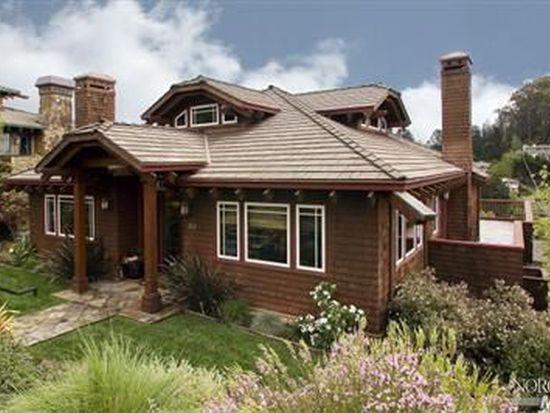 30 Vista Real, Mill Valley, CA 94941