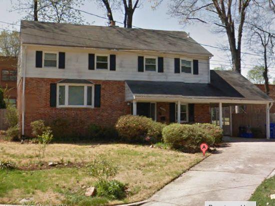 6406 Whittier Ct, Bethesda, MD 20817