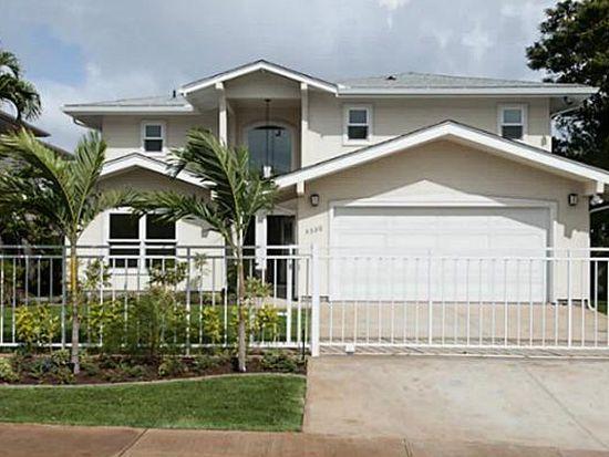 4320 Pahoa Ave, Honolulu, HI 96816