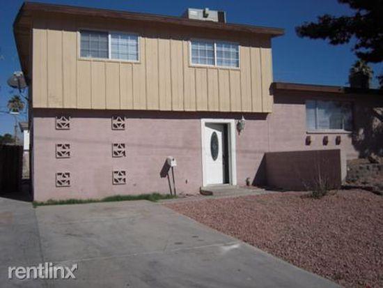 4702 Meredith Ave, Las Vegas, NV 89121