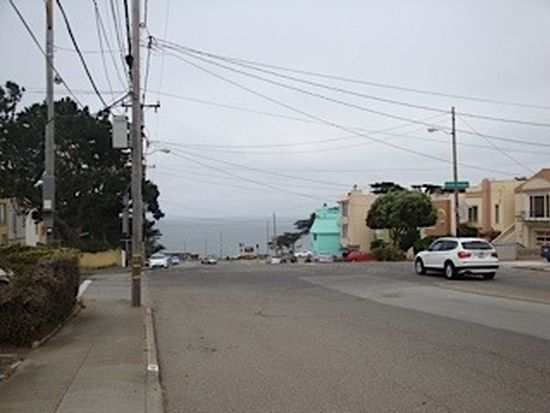 430 Point Lobos Ave APT 1, San Francisco, CA 94121
