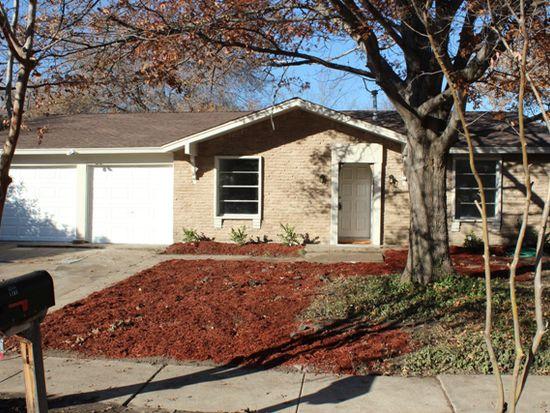 1717 Redwood St, Arlington, TX 76014