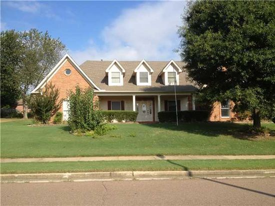 386 E Nolley Dr, Collierville, TN 38017