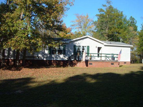 1168 Fortson Rd, Lincolnton, GA 30817