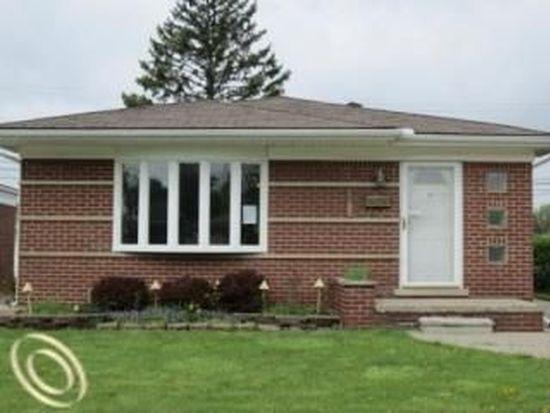 4182 Dudley St, Dearborn Heights, MI 48125