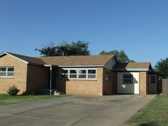 513 Powell St, Pampa, TX 79065